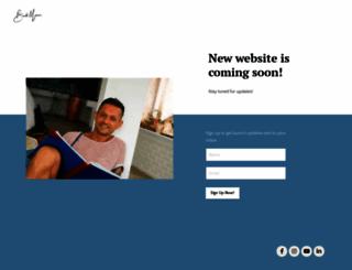 brett-moran.com screenshot