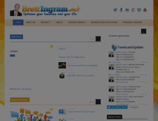 brettingram.net screenshot