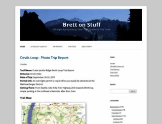 brettonstuff.com screenshot