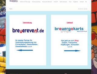 breuerland.de screenshot