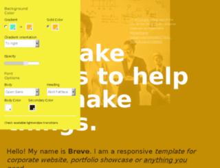 breve.pixelthrone.com screenshot