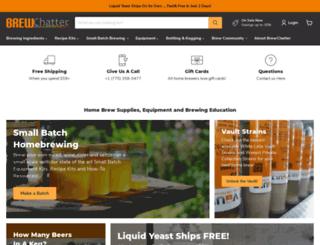 brewchatter.com screenshot