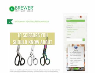 brewerinspires.com screenshot