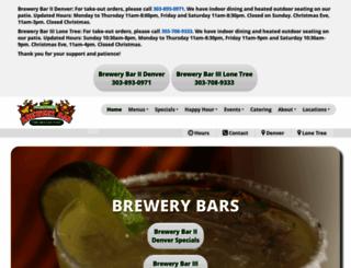 brewerybars.com screenshot