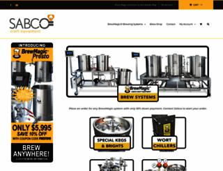 brewmagic.com screenshot