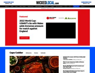 brewster.wickedlocal.com screenshot