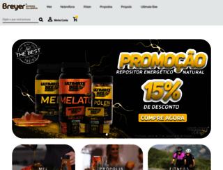 breyershop.com.br screenshot