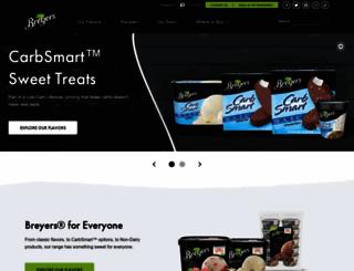 breyerstoppings.com screenshot