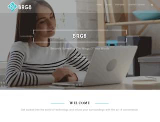 brg8.org screenshot