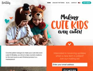 briabby.com screenshot