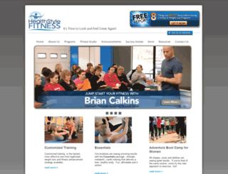 briancalkins.com screenshot