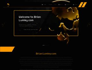 brianlumley.com screenshot