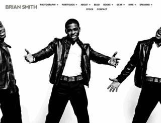briansmith.com screenshot