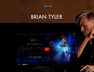 briantyler.com screenshot