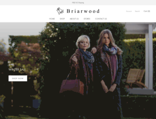 briarwood.co.nz screenshot