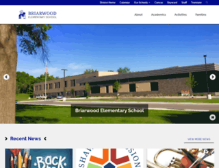 briarwood.smsd.org screenshot