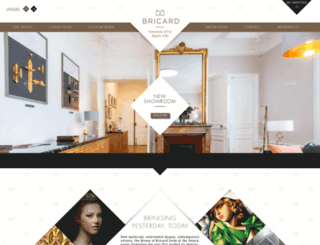 bricard-art.com screenshot