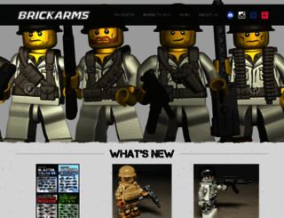 brickarms.com screenshot