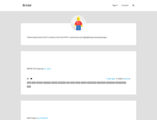 brickd.com screenshot