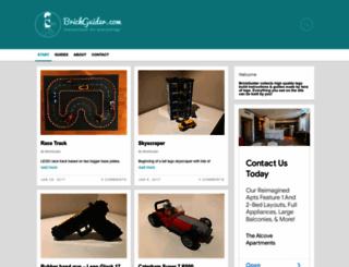 brickguider.com screenshot