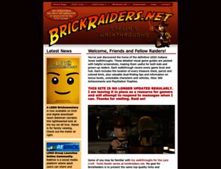 brickraiders.net screenshot