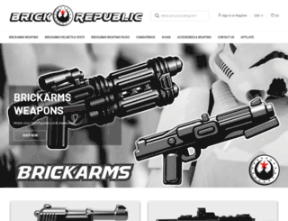 brickrepublic.com screenshot