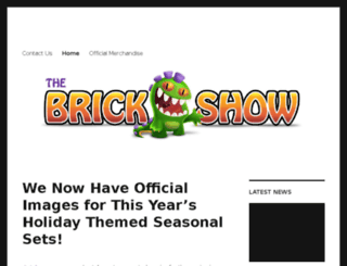 brickshow.tv screenshot
