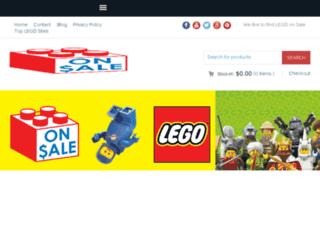 bricksonsale.info screenshot