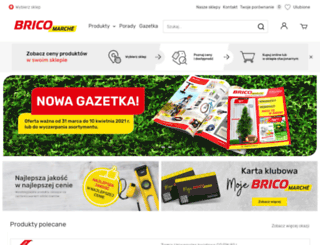 brico.pl screenshot