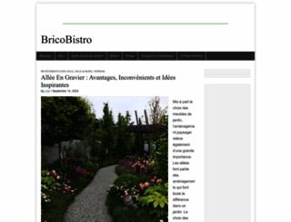 bricobistro.com screenshot