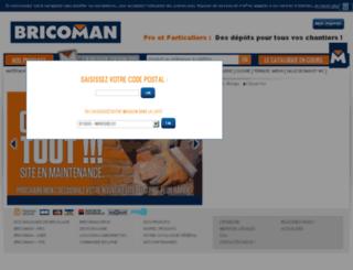 bricomanrec.pictime.fr screenshot