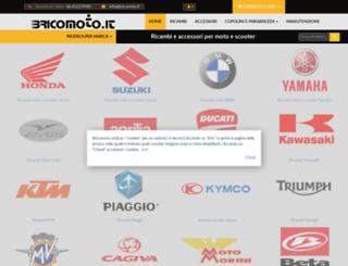 bricomoto.it screenshot