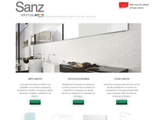 bricosanz.com screenshot