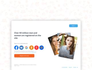 bridal.ru screenshot