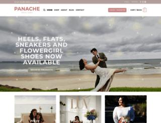 bridalshoes.com.au screenshot