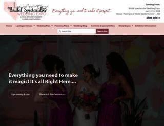 bridalspectacular.com screenshot