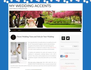 bridalweddingjewellery.wordpress.com screenshot