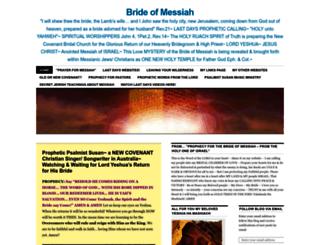 brideofmessiah.wordpress.com screenshot