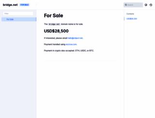 bridge.net screenshot