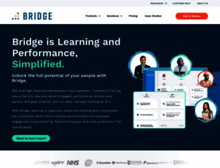 bridgeapp.com screenshot
