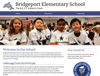 bridgeport.saugususd.org screenshot