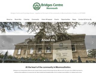 bridgescommunity.org.uk screenshot