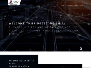 bridgestone.eu screenshot