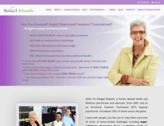 bridget-edwards.com screenshot