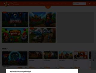 bridget-samyrha.hyves.nl screenshot