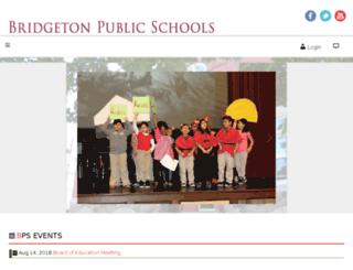 bridgeton.k12.nj.us screenshot