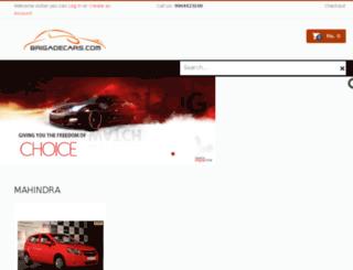 brigadecars.adspoton.com screenshot