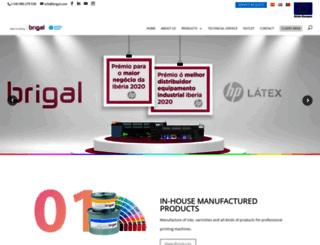 brigal.com screenshot