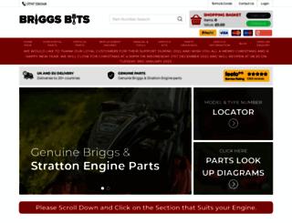 briggsbits.co.uk screenshot