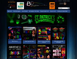 brighterpromotions.com screenshot